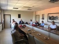 HÜSEYIN ÖNER - Burhaniye'de Orman Yönetim Konseyi Toplantısı Yapıldı