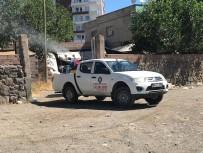 Diyarbakır'da İlaçlama Çalışmaları Aralıksız Sürüyor