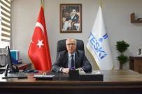 Dr. İbrahim İçöz, Asaleten TESKİ Genel Müdürü Oldu