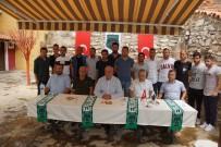 Efelerspor Tanıtım Toplantısı Düzenlendi