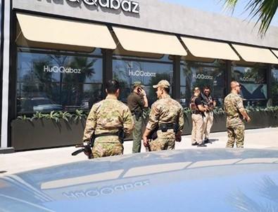 Erbil'de Başkonsolosluk görevlisi silahlı saldırıda şehit oldu