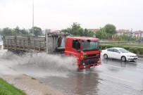 KARAYOLLARI - Eskişehir Yağış Altında
