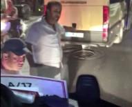 GÜZERGAH - Eyüpsultan'da Minibüsçü Tartışması Kamerada