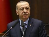 Erdoğan'dan Erbil saldırısına ilişkin flaş açıklama