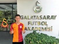 Galatasaray'ın 'Gareth Bale'i A Takım Kampında