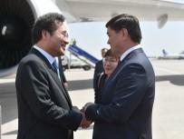 GÜNEY KORE - Güney Kore Başbakanı Kırgızistan'da