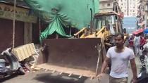 HINDISTAN - Hindistan'da Çöken Binada Ölü Sayısı 14'E Çıktı