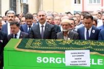 Kalp Krizinden Ölen Hakim Sorgun'da Toprağa Verildi