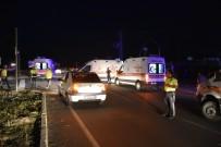 Kars'ta Feci Kaza Açıklaması 1 Ölü, 4 Yaralı