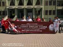 Kızılay Bismil Şubesinden Bisiklet Turu Etkinliği