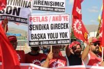 Küçükosmanoğlu Açıklaması 'Kanunsuz Bir Şekilde İşinden Olan İşçilerin Hak Mücadelelerini Başlatıyoruz'