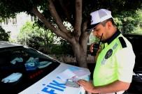 ADNAN MENDERES - Mersin'de Sürücülere 6 Ayda 36 Milyon 858 Bin Lira Ceza Kesildi