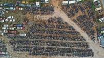 TRAFİK CEZASI - Milli Servet Hurdaya Çıktı, 8 Yıldır Bekleyen Var