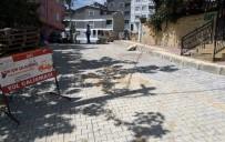 OVAAKÇA - Osmangazi'de Yollar Yenileniyor