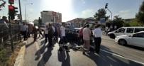 Otomobil Elektrik Direğine Çarptı Açıklaması 1 Yaralı