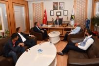 Taban Açıklaması 'Her Taksici Belediye Başkanını Temsil Eder'