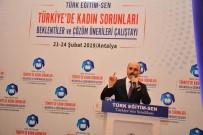 Ziya Selçuk - Türk Eğitim-Sen Genel Başkanı Geylan Açıklaması 'MEB, Yönetici Mülakatlarında Hak Gaspına İzin Vermemelidir'