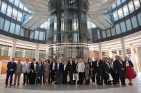 AHMET BERAT ÇONKAR - Türk-Rus Toplumsal Forumu 5. Oturumu Ve 2. Rektörler Çalıştayı Gerçekleştirildi