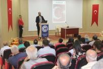 Van YYÜ'de '15 Temmuz' Konulu Konferans