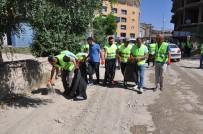 Yüksekova Belediyesinden Çevre Temizliği