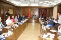 MESLEKİ EĞİTİM - Aydın'da İl İstihdam Kurulu Toplantısı Gerçekleştirildi