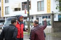 BALABAN - Başkan Kocaman, Yağış Sonrası İncelemelerde Bulundu