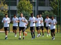 GARY MEDEL - Beşiktaş taktik çalıştı