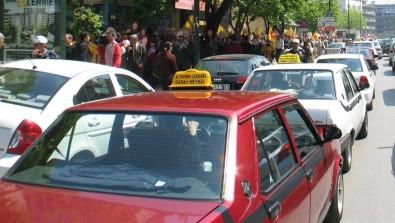 Bursa'da Taksi Ve Dolmuşa Zam