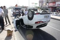 Diyarbakır'da Trafik Kazası Açıklaması 5 Yaralı