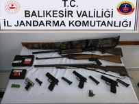 Düğünde Silah Attılar, Jandarma Kamera Görüntülerinden Yakaladı