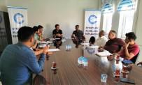 EDREMIT BELEDIYESI - Edremit Belediyesinde AYKOME Toplantısı