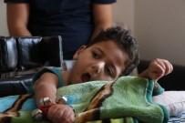 NAFAKA - Engelli Oğlunu Bırakıp Gitti, Bir De Haciz Gönderdi
