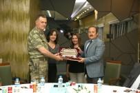 Garnizon Komutanı Albay Davut Balibaşa İçin Veda Yemeği Düzenlendi
