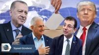 BİNALİ YILDIRIM - Haziran Ayının Siyaset Gündeminde Seçimler Ve Liderler Zirvesi Vardı