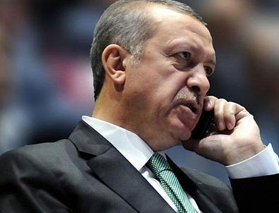 Irak'tan Erdoğan'a taziye telefonu