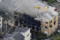Japonya'da Animasyon Stüdyosunda Yangın Açıklaması 1 Ölü, 35 Yaralı