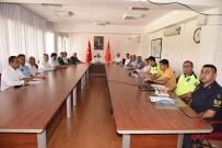 Karaman'da Trafik Değerlendirme Toplantısı Yapıldı