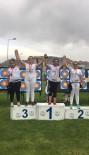 YUNUS EMRE - Okçuluk Kupasına Spor A.Ş Gençlik Ve Spor Kulübü Damga Vurdu