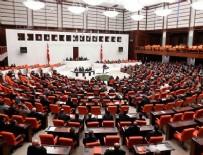 GRUP BAŞKANVEKİLİ - TBMM Genel Kurulu toplandı