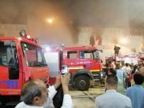 Ürdün'de Tarihi Camide Yangın