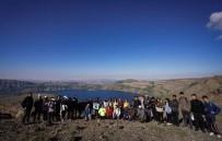 Vanlı Dağcılar, Bölgenin Güzelliklerini Tanıtmaya Devam Ediyor