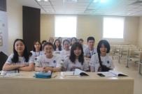 Yabancı Öğrenciler Yaz Okulu Kapsamında Türkçe Öğreniyorlar