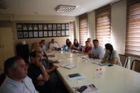 PİKNİK ALANI - Bartın Belediyesinde Projeler Görüşüldü