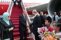 ÇİNLİ - Cumhurbaşkanı Erdoğan Çin'de