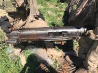 Hakkari'de Doçka Silahı Ele Geçirildi