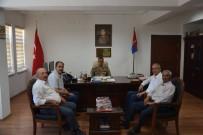 İl Genel Meclis Başkanı Yalçın'dan Ziyaretler