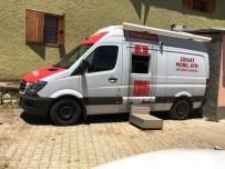 Kızıldağ Yaylasında Mobil ATM Hizmeti