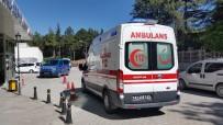 Konya'da Otomobil Takla Attı Açıklaması 4 Yaralı