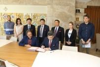 NEVÜ, Çin Jiangsu Üniversitesi İle İkili İşbirliği Anlaşması İmzaladı