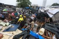 HAVA TRAFİĞİ - Yağışlarda Ölenlerin Sayısı 30'Ü Yükseldi